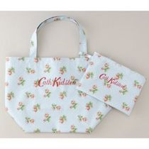 Cath Kidston Flower Patterns Canvas A4 Totes