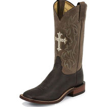 Tony Lama Cowboy Boots Leather Boots Boots