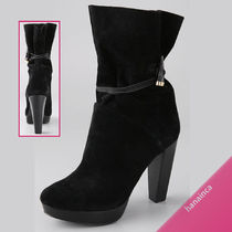 HOUSE OF HARLOW 1960 Suede Ankle & Booties Boots