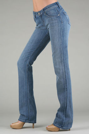 Dylan George Blended Fabrics Jeans