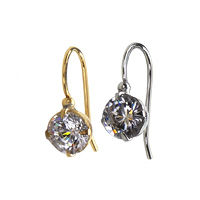 Costume Jewelry Handmade Platinum 22K Gold