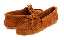 Minnetonka Moccasin Suede Shoes