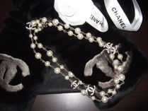 CHANEL Unisex Party Style Necklaces & Pendants