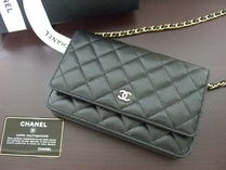 CHANEL MATELASSE Plain Leather Crossbody Shoulder Bags