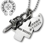 CHROME HEARTS DAGGER Unisex Necklaces & Chokers