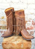 OLD GRINGO Fringes Boots Boots