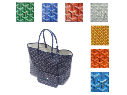 Goyard St. Louis PM tote custom colors