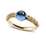 Party Style 18K Gold Fine