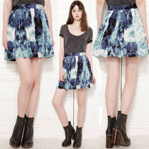 EVIL TWIN Flared Skirts Short Skirts