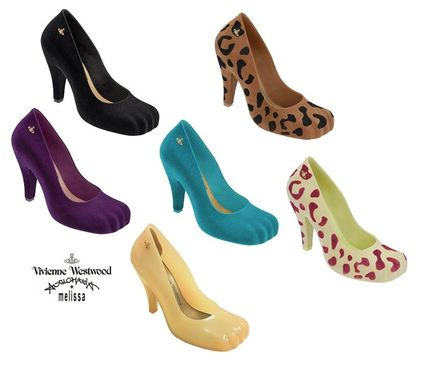 Other Animal Patterns High Heel Pumps & Mules