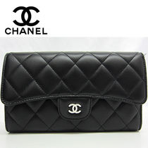 CHANEL ICON Long Wallets