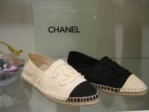 CHANEL TRAVEL Flats