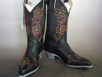 Justin Boots Leather Boots Boots