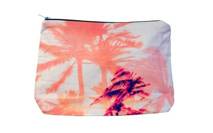 Tropical Patterns Clutches