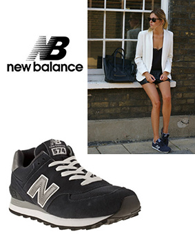 New Balance 574 Unisex Suede Low-Top Sneakers