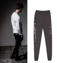 BOY LONDON Zigzag Street Style Sarouel Pants