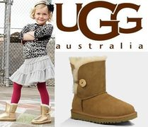 UGG Australia BAILEY BUTTON Kids Girl Boots