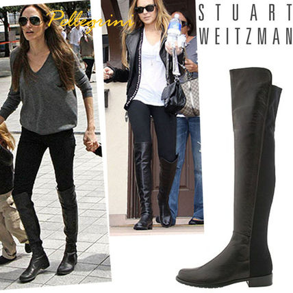 Angie knee high boots 5050