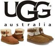 UGG Australia Sheepskin Ankle & Booties Boots