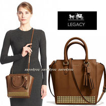 Coach LEGACY Studded 2WAY Leather Shoulder Bags