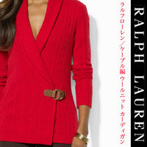 Ralph Lauren Cable Knit Wool Knitwear