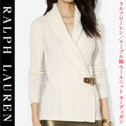 Ralph Lauren More Knitwear Cable Knit Wool Knitwear 4