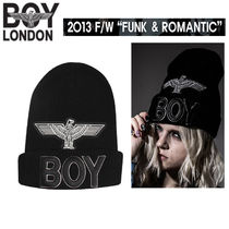 BOY LONDON Unisex Street Style Hats & Hair Accessories