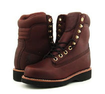CHIPPEWA Lace-up Leather Lace-up Boots
