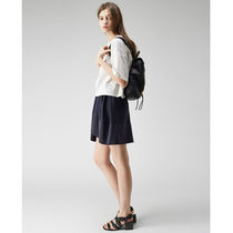 3.1 Phillip Lim Casual Style Calfskin 2WAY Plain Backpacks