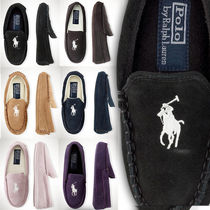 Ralph Lauren Loafers Suede Loafers & Slip-ons