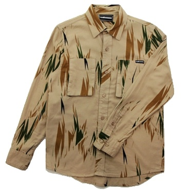 Camouflage Street Style Shirts