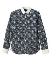 FRED PERRY Flower Patterns Street Style Shirts & Blouses