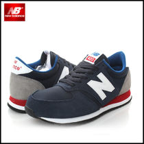 New Balance 420 Low-Top Sneakers