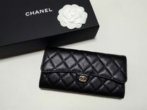 CHANEL TIMELESS CLASSICS Long Wallets