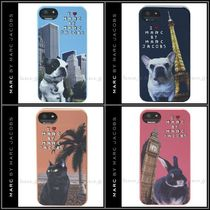 Marc by Marc Jacobs Unisex Other Animal Patterns Smart Phone Cases