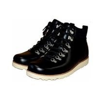 Mountain Boots Street Style Plain Leather Outdoor Boots