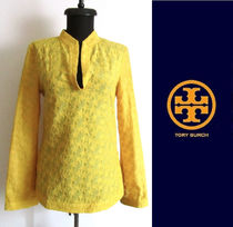 Tory Burch Star Cotton Tunics