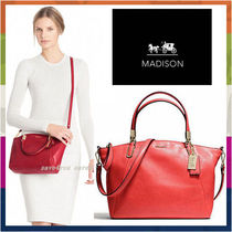 Coach MADISON Love Red Small Kelsey Satchel Bag