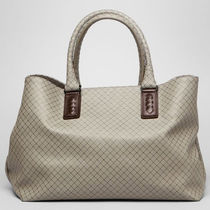 BOTTEGA VENETA Monogram A4 2WAY Leather Totes