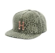 HUF Camouflage Street Style Cotton Hats