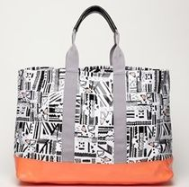 ROXY Blended Fabrics Collaboration Totes