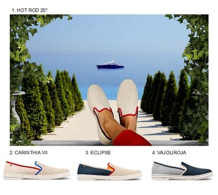 2014 SS Rivieras hottest mesh Slip-on sneakers
