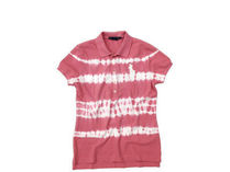 Ralph Lauren Casual Style Tie-dye Cotton Medium Short Sleeves Polo Shirts