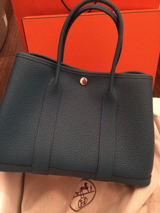 Cobalt Blue/SHW Negonda Leather 30 Small Bag