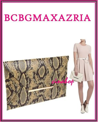 Faux Fur Other Animal Patterns Clutches