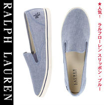 Ralph Lauren Slip-On Sneakers