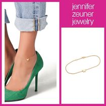 Jennifer Zeuner Animal Chain Party Style Anklets