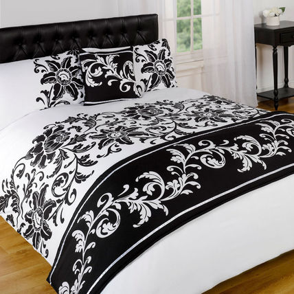 Double sale floral gorgeous set full bed safety