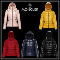 MONCLER BADY Short Plain Down Jackets