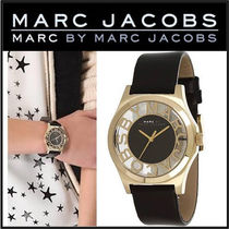 Marc by Marc Jacobs Street Style Round Analog Watches
